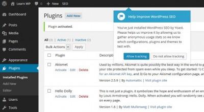 Tải và cài đặt plugin WordPress SEO