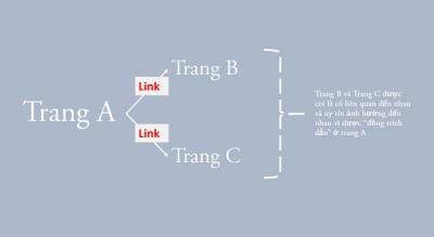 đồng trích dẫn backlink