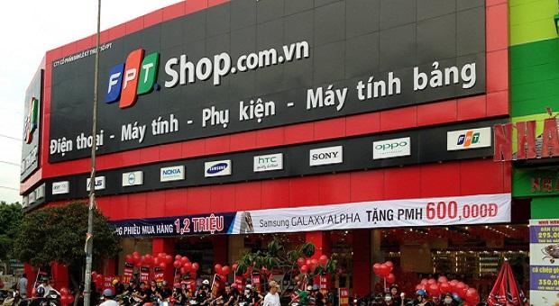 FPT Shop điện thoại, công nghệ