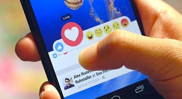 nút phản hồi facebook