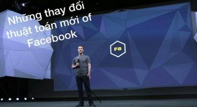 cập nhật thuật toán facebook