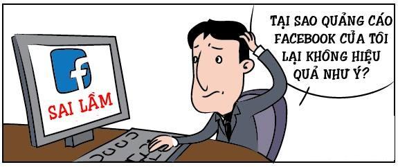 Các sai lầm khi bán hàng trên Facebook cá nhân