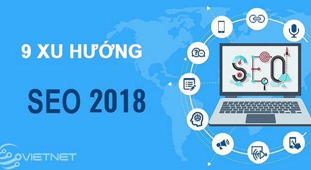 xu hướng seo năm 2018