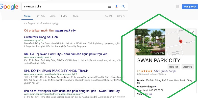 Dịch vụ SEO Local – Google Map – Google Business