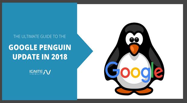thuật toán Google Penguin update